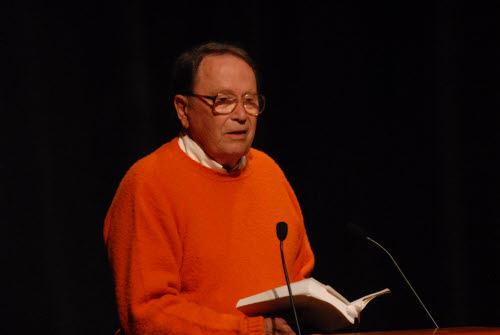 Richard Wilbur reading