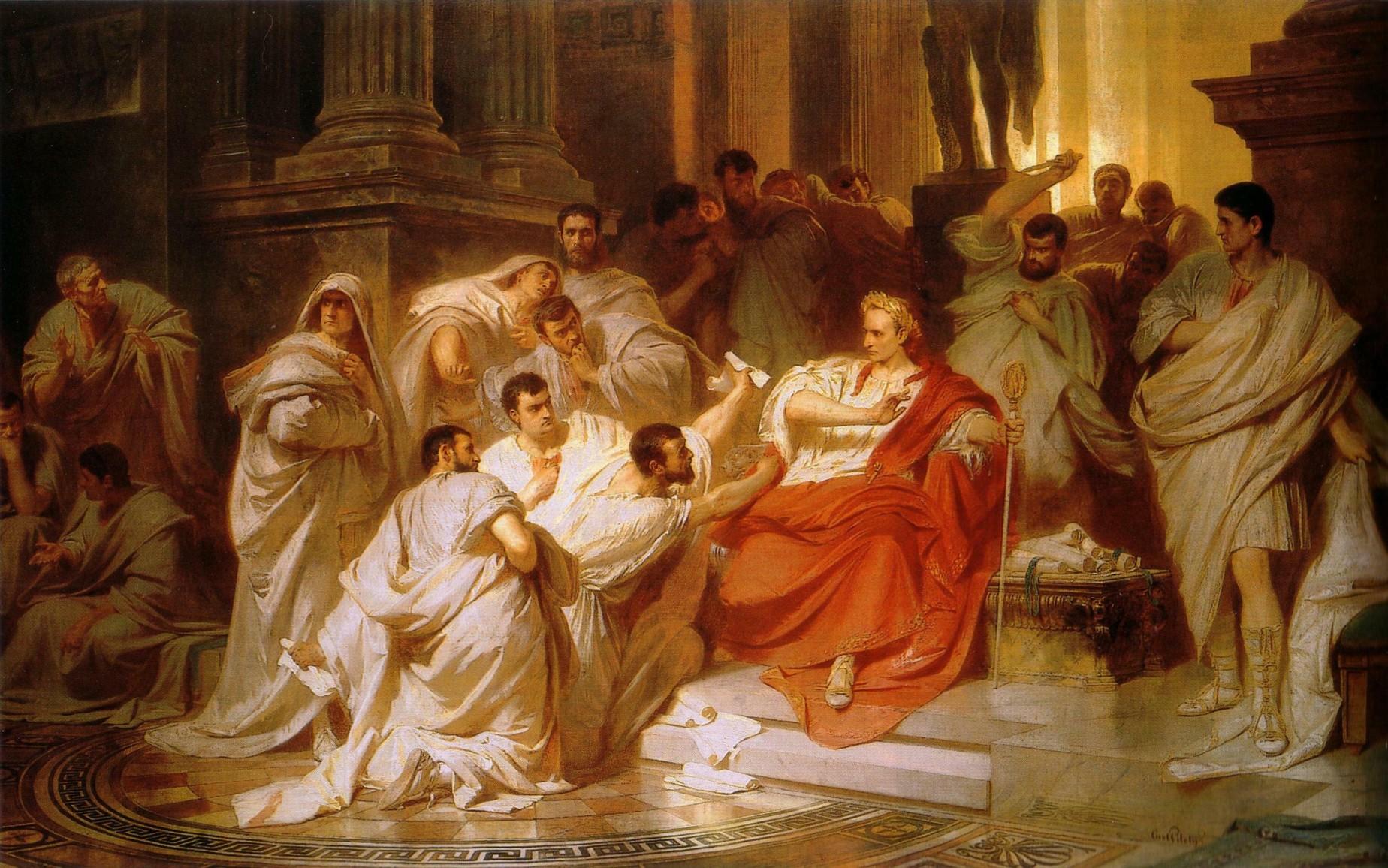 theme of julius caesar
