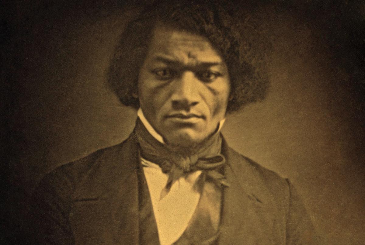 Should Douglass be viewed as a hero?