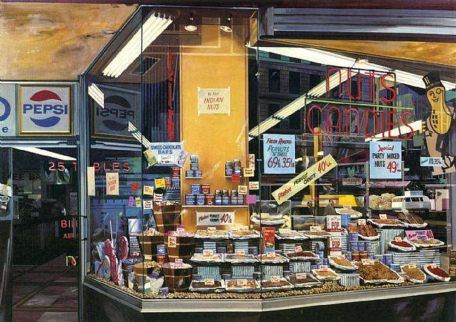 Overcoming the mind at rest richard estes at the portland for Craft stores in nyc