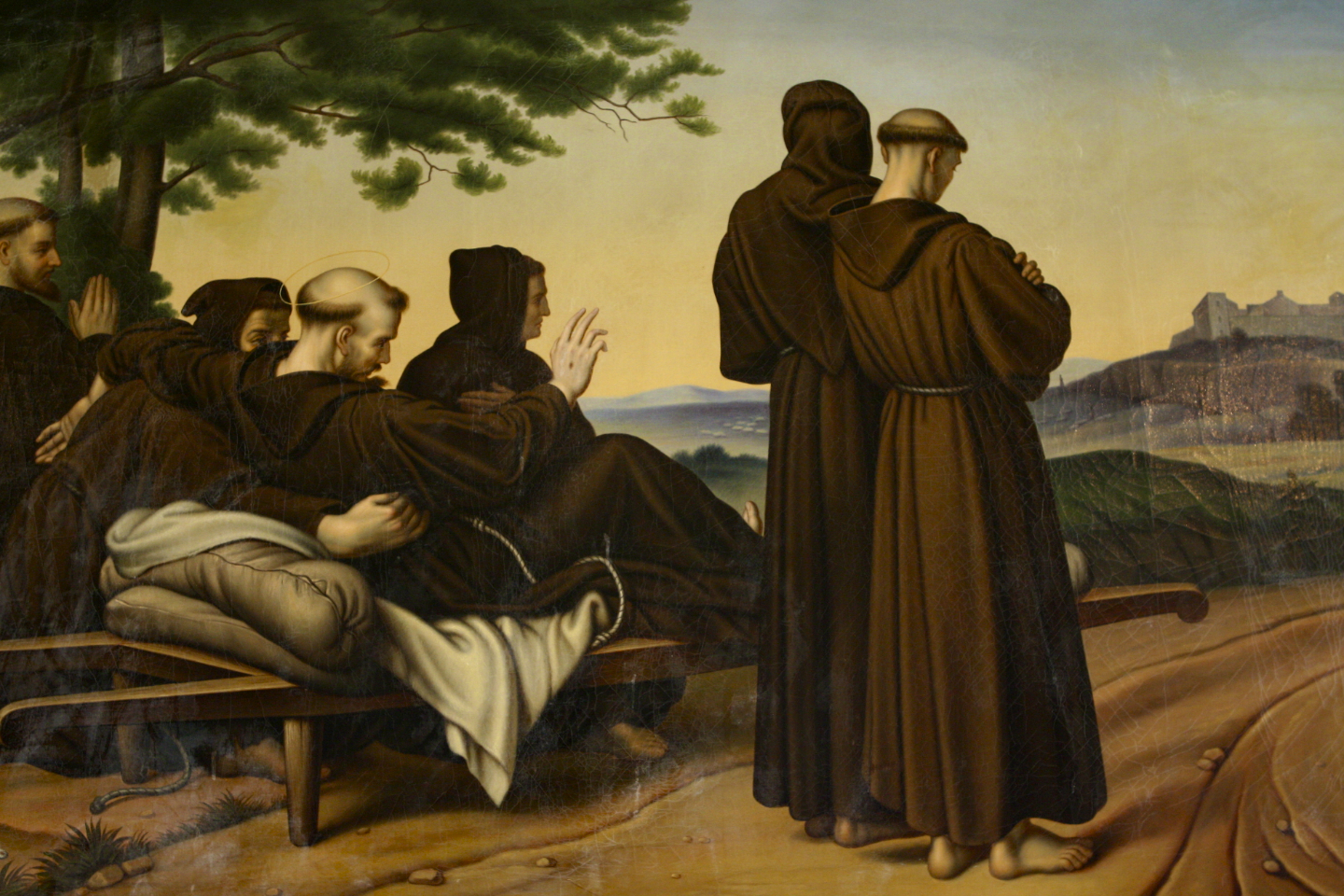 Shakespeare s franciscans the new criterion for The franciscan