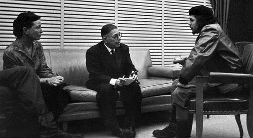 The war according to Sartre   The New Criterion
