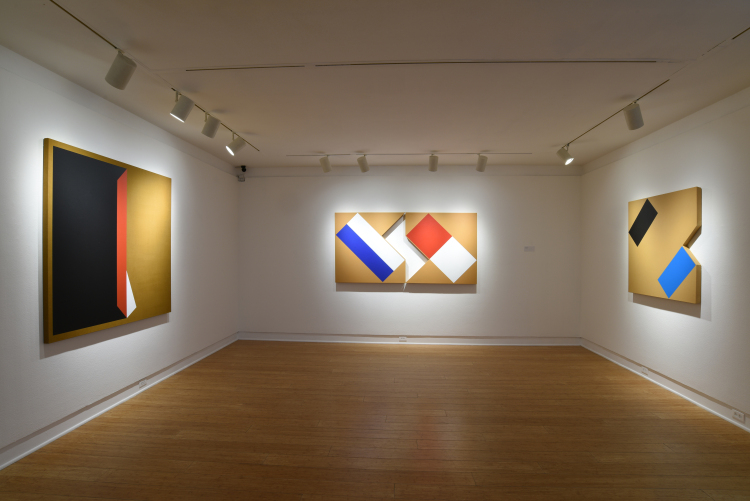 Tony DeLap at the Laguna Art Museum by Julia Friedman | The