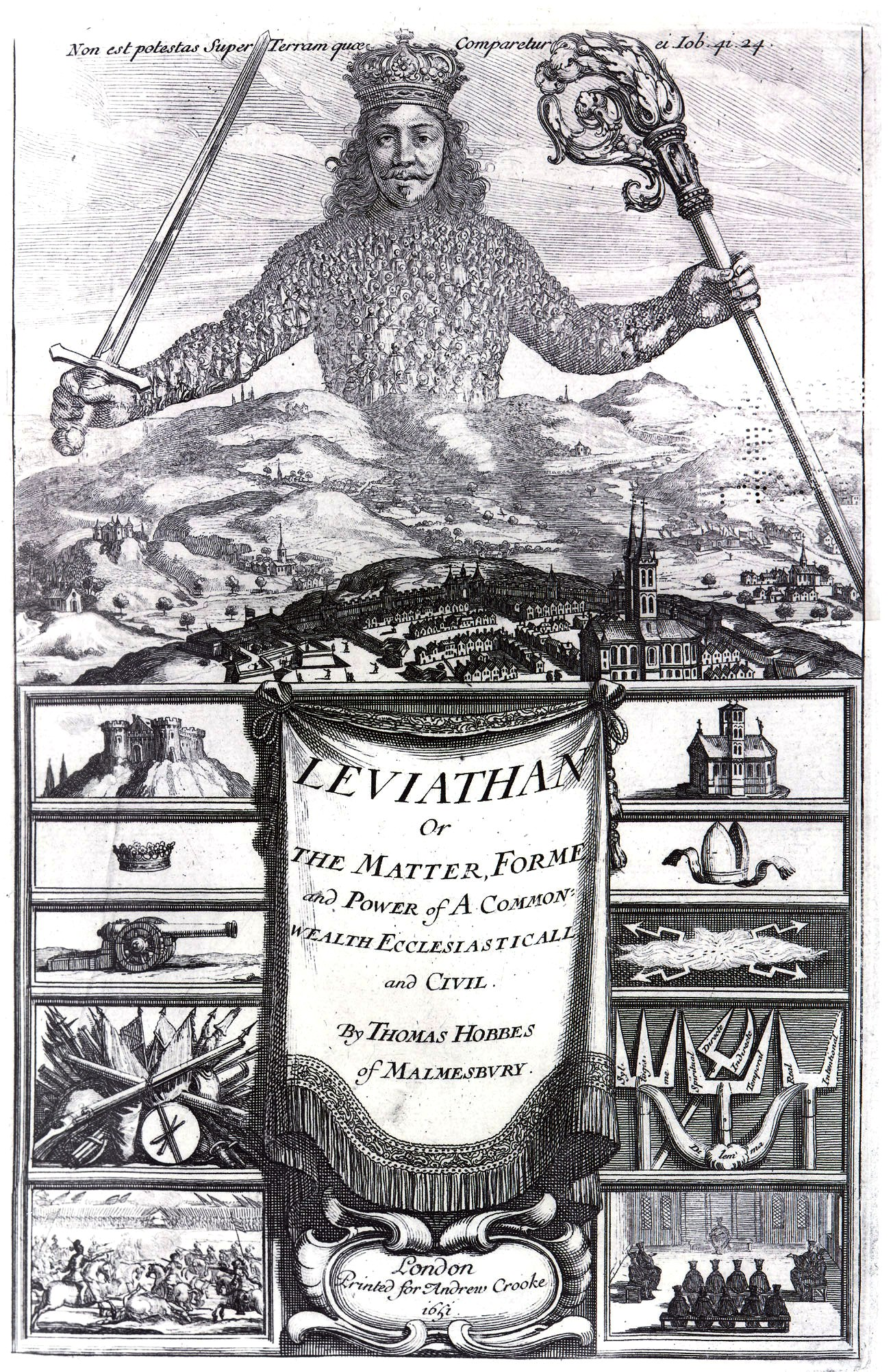 "Swimming with ""Leviathan"" 