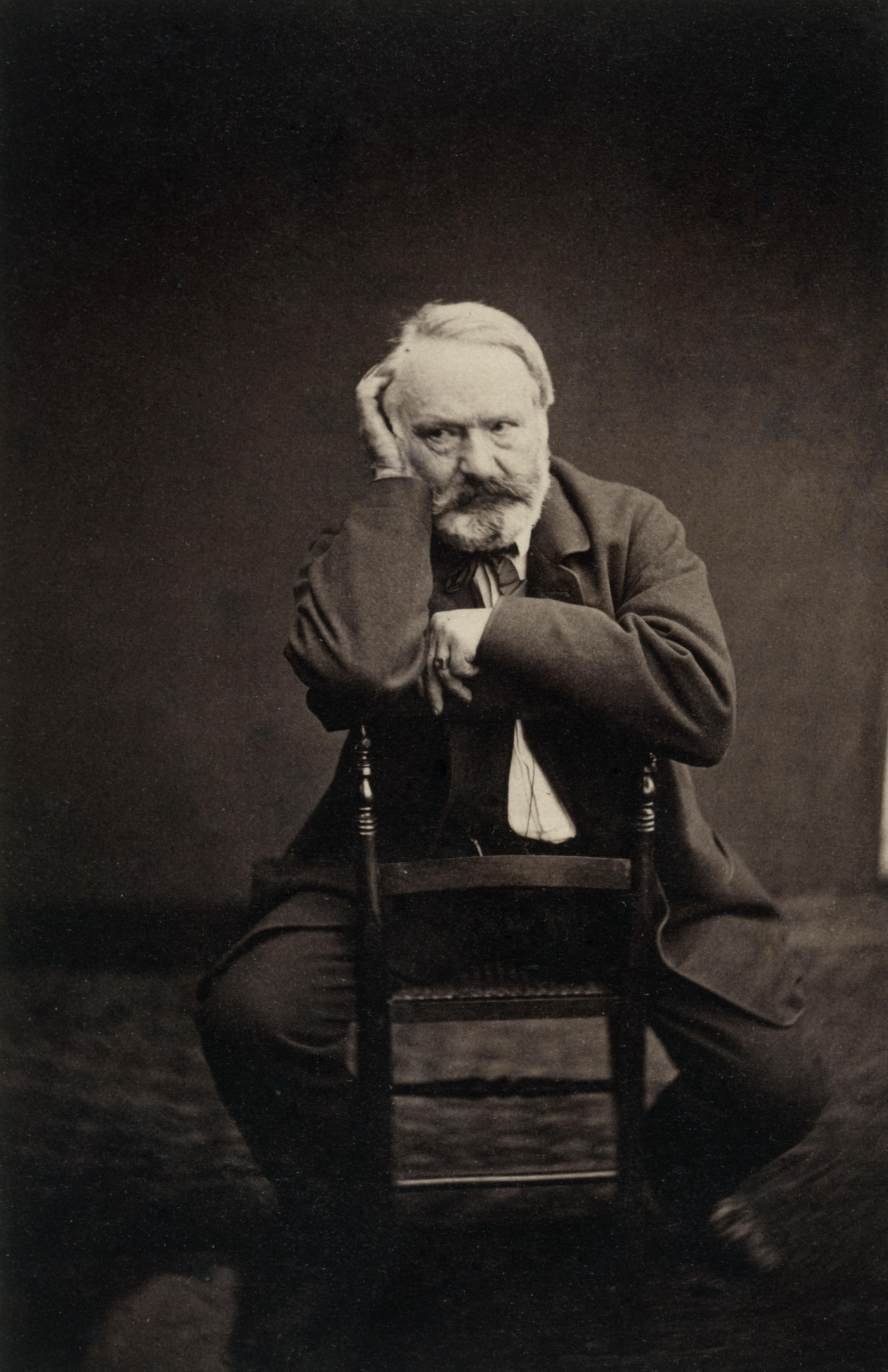 Victor Hugo poème