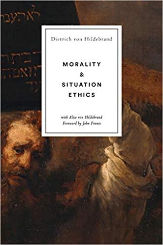 Morality and Situation Ethics