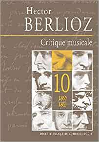 Critique musicale, volume 10